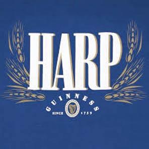 Harp 50 ltr/88 pints€270.00