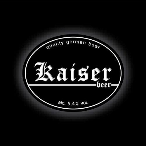 Kaiser Craft beer€250.00