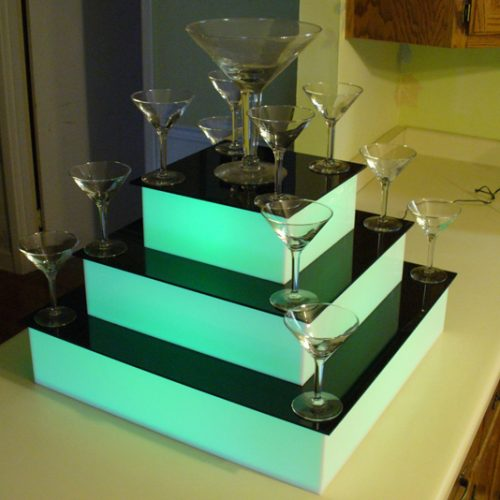 LED Champagne/Cocktail Display€25.00