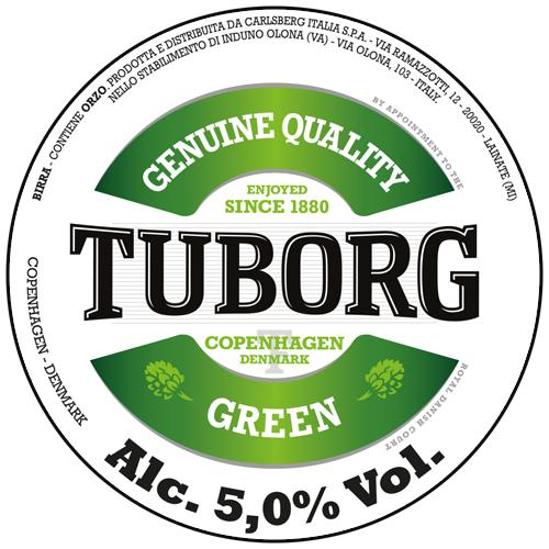 Tuborg 50 ltr€230.00