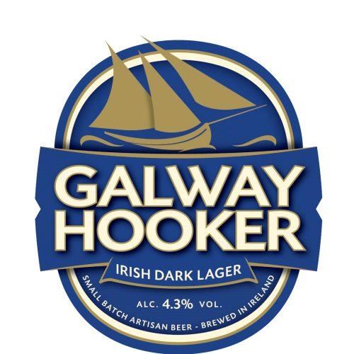 Galway Hooker Dark Lager 50ltr pints€250.00