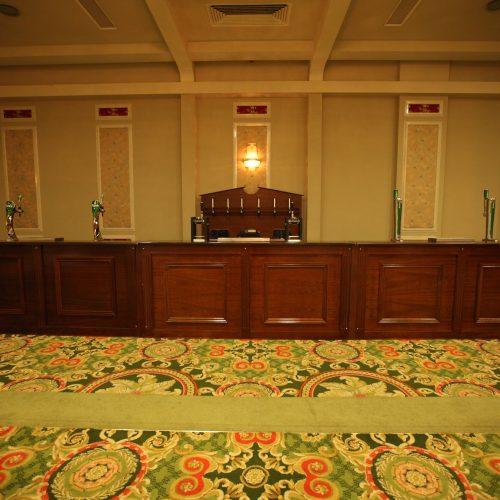Banquet Bar 24ft