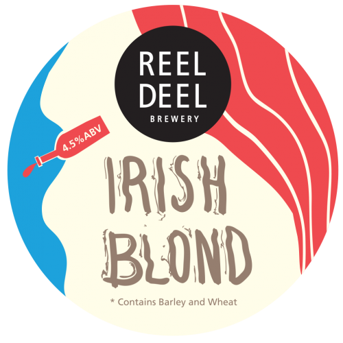 Irish Blond 20ltr €130.00