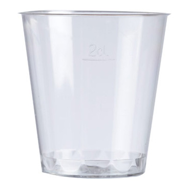 Plastic Shot Glass€8.00