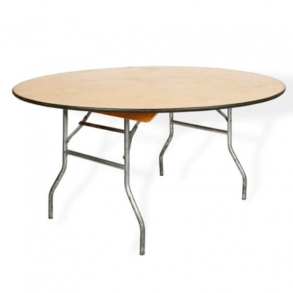 Round table 5 ft