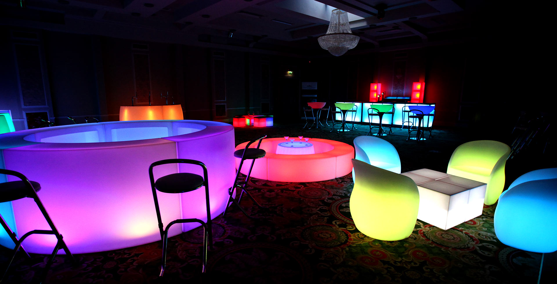 LED Furniture Ireland
