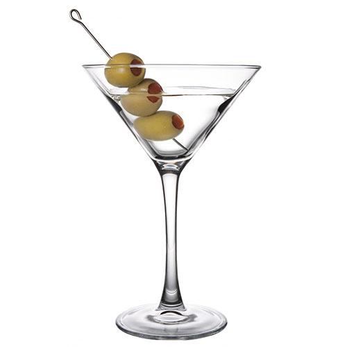 Martini Glass€0.50