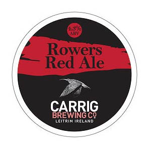 Rowers Red Ale 4.3% 30ltr€185.00