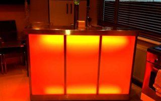 steelite bars €250.00