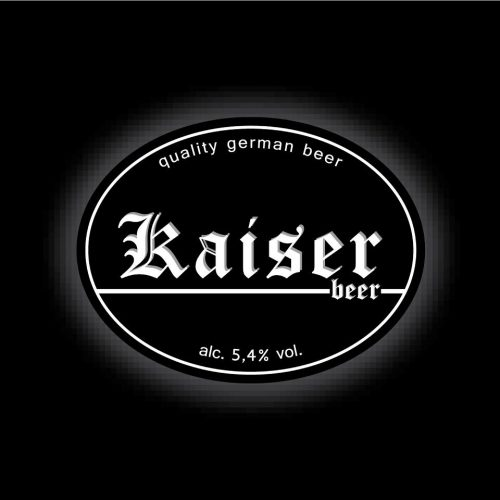 Kaiser Craft beer€250.00