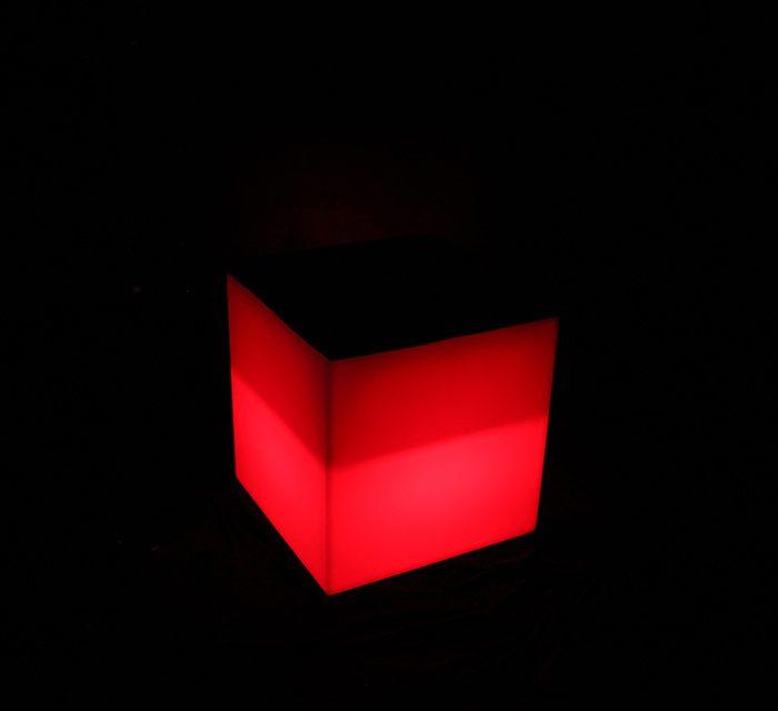 LED Seat-Cube€25.00