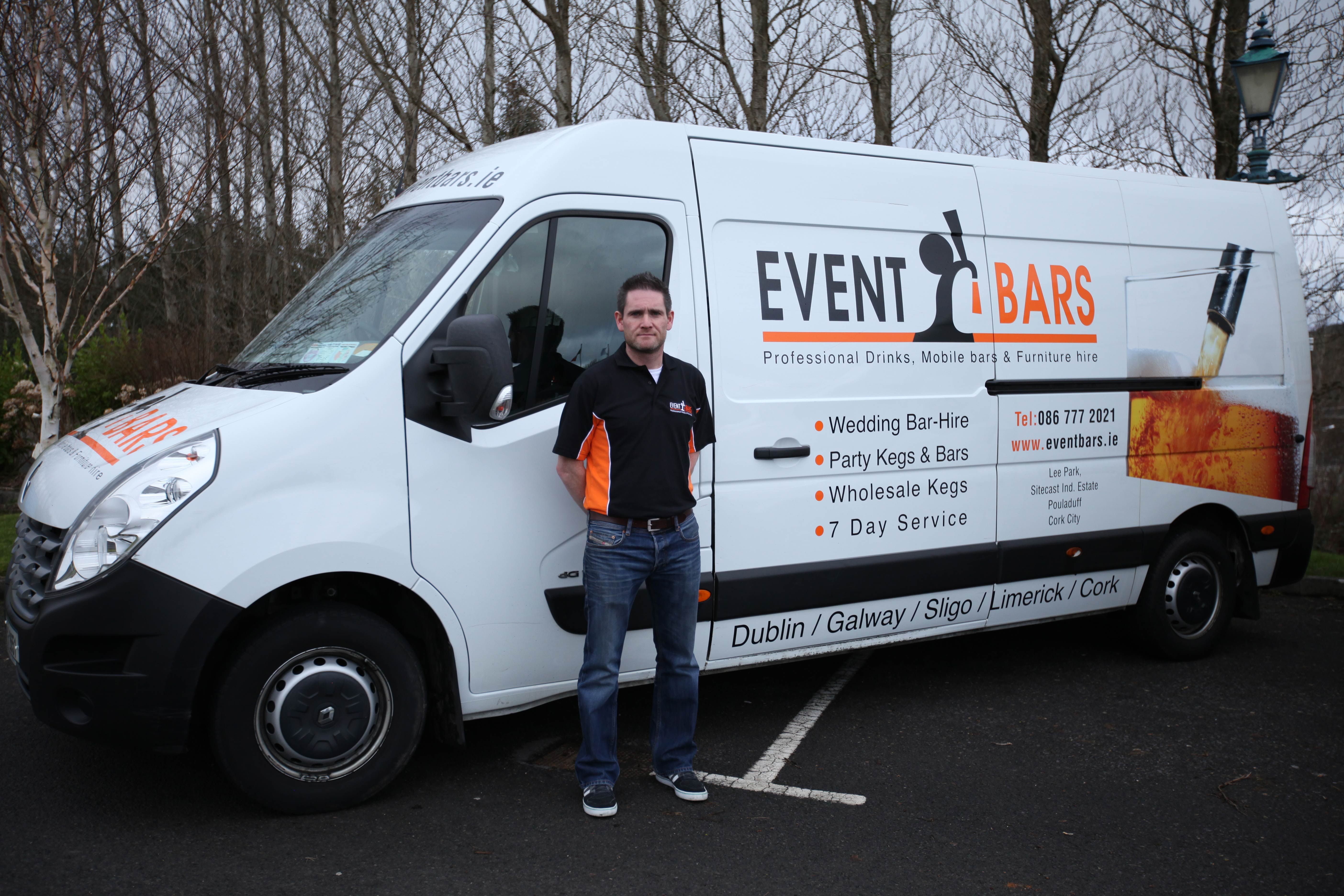 Ray Garvey Events Bars Hire