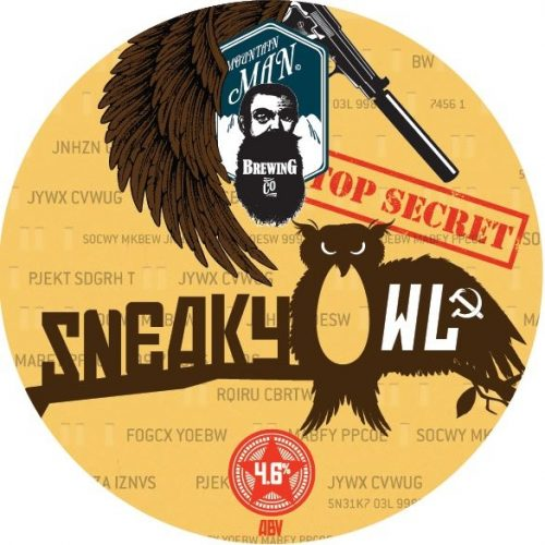 Sneaky Owl 4.6% 50ltr€260.00
