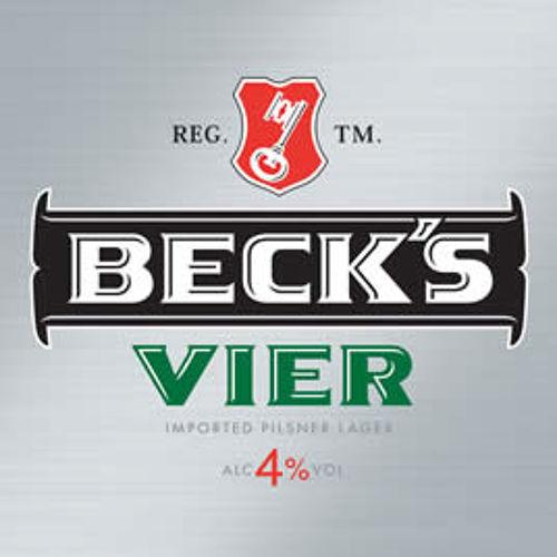Becks Vier€250.00