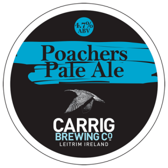 Poachers Pale Ale 30ltr pints€185.00