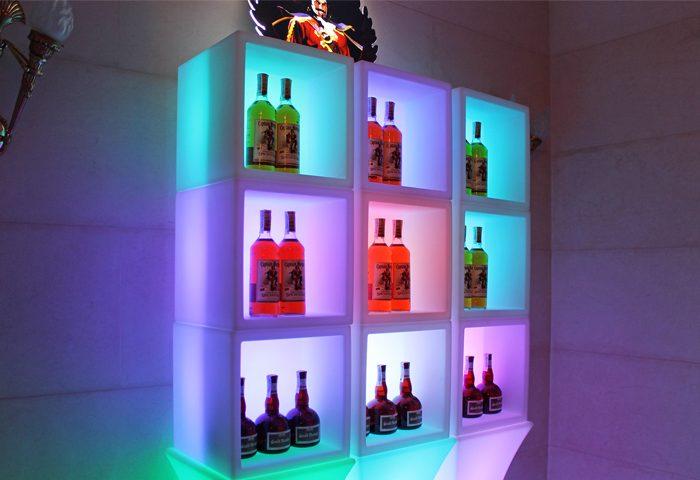 LED Display-Back Bar€15.00