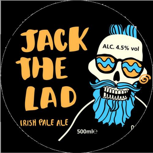 Jack The Lad 30ltr/53 pints€185.00