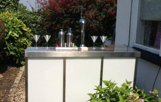 Party at home bar hire