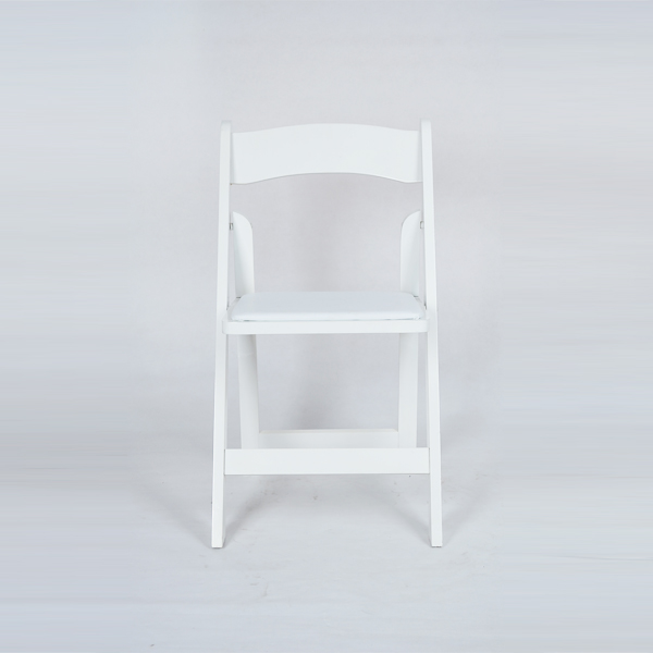 White Garden Chair
