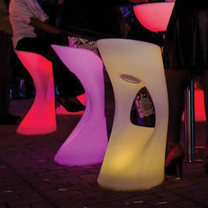 LED Bar-Stool€25.00